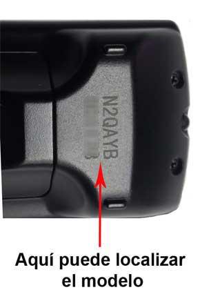 Aquí puede ver el modelo del mando Panasonic N2QAYB000752 y N2QAYB000753